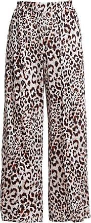 Sugarfree Animal printed high waist pants