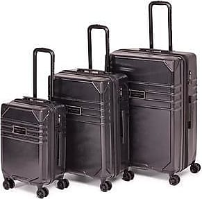 Andrew Marc Andrew Marc Classic Hardside Luggage 3 Piece - Black Marc New York