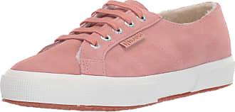 Superga Womens 2750 SUEFURW Sneaker, Pink Peach, 6.5