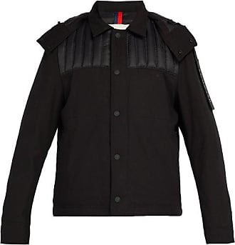 77fdbae5f Men's Black Moncler Jackets: 231 Items in Stock | Stylight