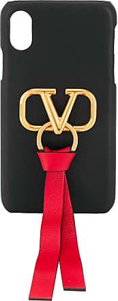 Valentino Vring iPhone X case - Black