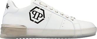 Philipp Plein Fashion Man MSC2739PLE075N01 White Leather Sneakers | Spring Summer 20