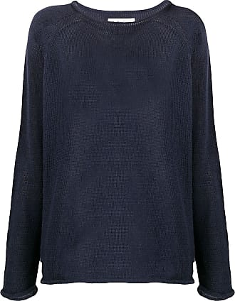 Ymc You Must Create crew neck loose-fit jumper - Blue