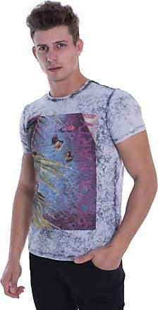 Osmoze T-Shirt Osmoze Anos 80 010 Cinza P
