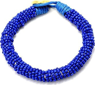 Tinna Jewelry Pulseira De Miçangas (Azul)