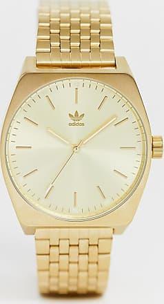 adidas Originals adidas Z02 Process Bracelet Watch In Gold
