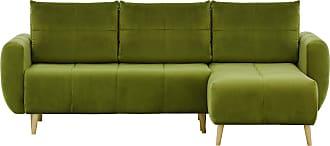 SLF24 Globe Corner Sofa Bed-Velluto 9