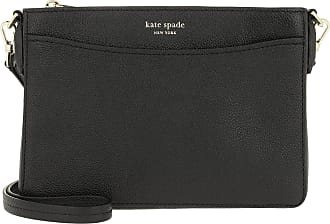 Kate Spade New York Margaux Medium Convertible Crossbody Bag Black Umhängetasche schwarz