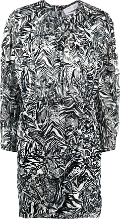 Iro Fenian animal-print dress - Black