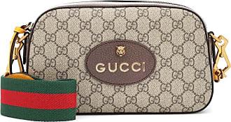 Gucci Borsa a spalla in tessuto GG Supreme