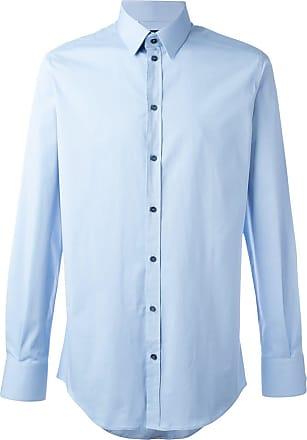 Dolce & Gabbana Camisa manga longa - Azul