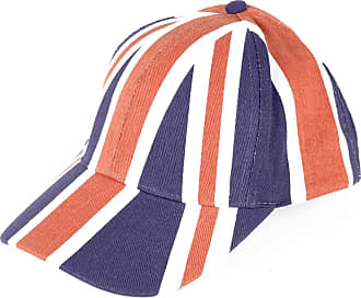 Hat To Socks Union Jack Printed Baseball Cap