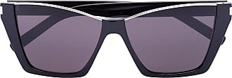 Saint Laurent Eyewear Óculos de sol Kate - Preto