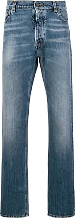 Kent & Curwen Calça jeans reta - Azul