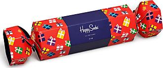 Happy Socks Womens Present Cracker Gift Box - 2 Pack (UK 4-7 EUR 36-40)