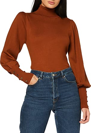 ONLY Womens Onljulia L//S V-Neck Pullover Bf KNT Long Sleeve Top