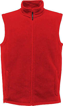 Regatta Mens 210 Microfleece Bodywarmer/Gilet (L) (Classic Red)