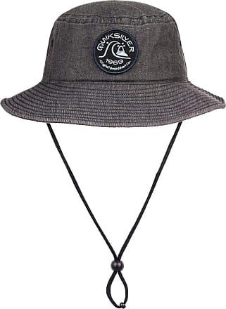 Quiksilver Chills - Bucket Hat - Men - Black