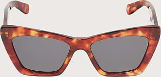 Salvatore Ferragamo Donna occhiali da sole Tortoise