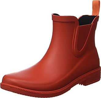 Swims Rouge Bottes en Rot Lava Dora Femme Boot Caoutchouc vPFxvrq