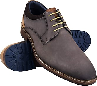 Zerimar Men Shoes Casual Leather | Men Shoes Classic | Men Leather Shoes Business | Men Leather Shoes Elegant Gray