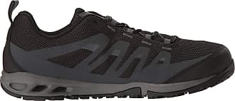 Columbia Mens Vapor Vent Multisport Outdoor Shoes, Black (Black, White 010), 10.5 UK