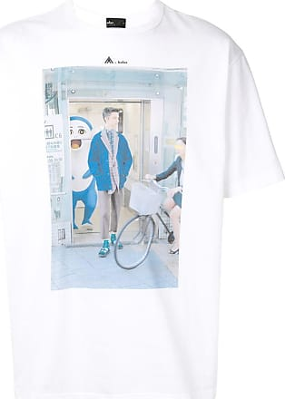 Kolor printed T-shirt - White