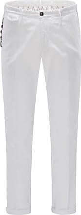 Pantaloni Torino Hose Gillsans weiß bei BRAUN Hamburg