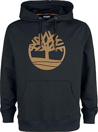 Timberland Core Logo Tree Hoodie - Kapuzenpullover - schwarz