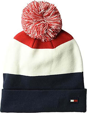 4fc29764124e4 Tommy Hilfiger Mens Cold Weather Cuffed Beanie