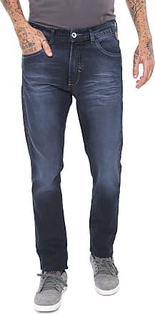 Fatal Surf Calça Jeans Fatal Slim Confort Azul