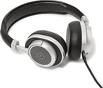 Master & Dynamic Mw50+ Leather 2-in-1 Wireless Over-ear Headphones - Black