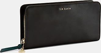 Ted Baker Zip Charm Matinee Purse in Black HELOISE, Womens Accessories