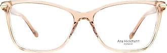 Ana Hickmann Óculos de Grau Ana Hickmann Ah6364 T02/54 Rosa Transparente/dourado