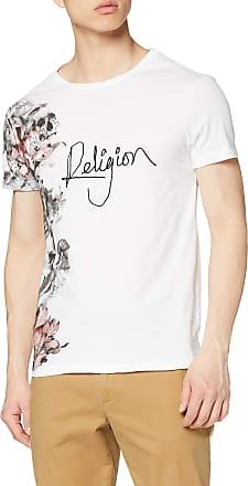 Religion Mens Hero TEE T-Shirt, White (White 013), X-Large (Size:XL)