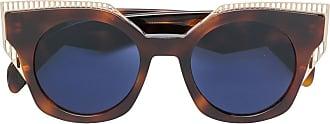 Oxydo Óculos de sol tartaruga - Marrom