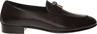 Giuseppe Zanotti Cut Loafers Mens Black