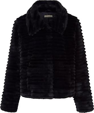 Uta Raasch Faux fur jacket Uta Raasch black