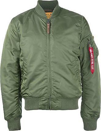 Alpha Industries classic flight jacket - Green