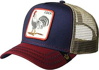 1dfb5790 Goorin Brothers Mens Animal Farm Baseball Dad Hat Trucker, Navy, One Size