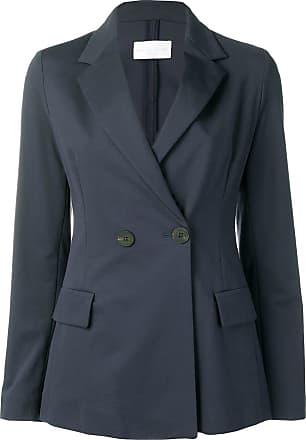 Fabiana Filippi double breasted suit jacket - Blue