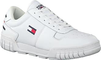 Tommy Hilfiger Weiße Tommy Hilfiger Sneaker Low Essential Retro