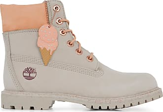 timberland femme grise clair