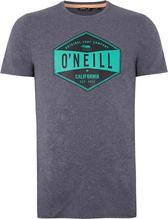 O'Neill Surf Company Hybrid Tee Lycra für Herren   grau/schwarz
