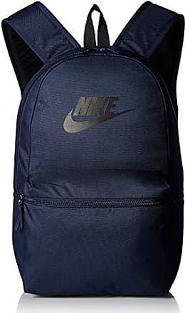 c8e1b87ac6 Nike Nk Heritage Bkpk, Zaino Unisex-Adulto, Multicolore (Obsidian Black),