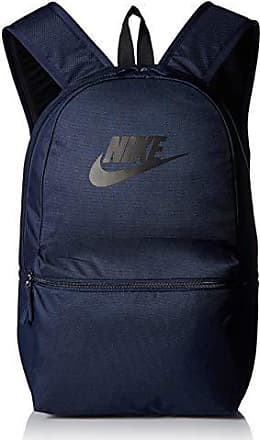 ae60e61deb Nike NK Heritage Bkpk, Sac à dos Mixte Adulte, Multicolore (Obsidian Black)