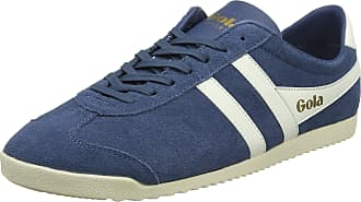 Gola Bullet Suede, Mens Trainers, Blue (Baltic/Off White Wa), 6 UK (40 EU)