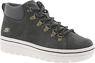 Skechers Women's Adorbs Plushy Boots, Black (Black), 7 UK 40