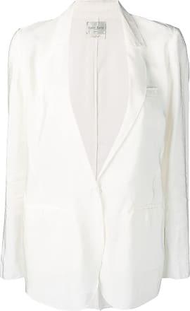 Forte_Forte blazer jacket - White