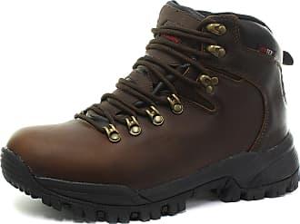 Johnscliffe KATHMANDU Approach shoe Johntex waterproof membrane BROWN//NAVY size 9 UK